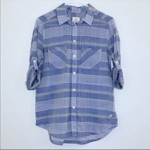 American Eagle Vintage Boyfriend Shirt